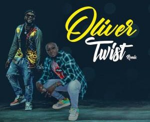 Skales Ft. Lil Kold - Oliver Twist Remix