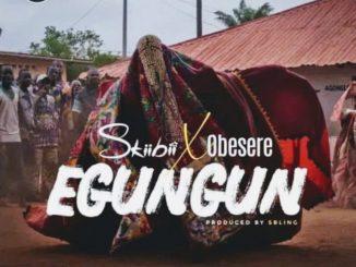 Skiibii x Obesere – Egungun
