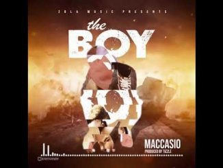 Maccasio – The Boy