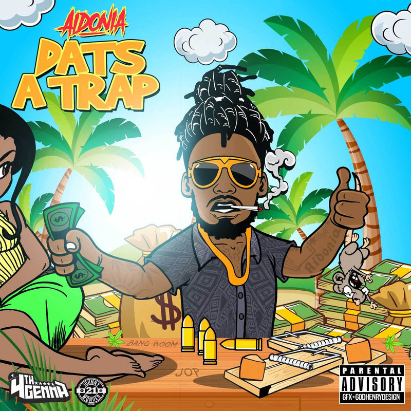 Aidonia – Finessing mp3 download