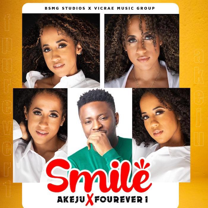 Akeju Ft. FourEver1 – Smile mp3 download