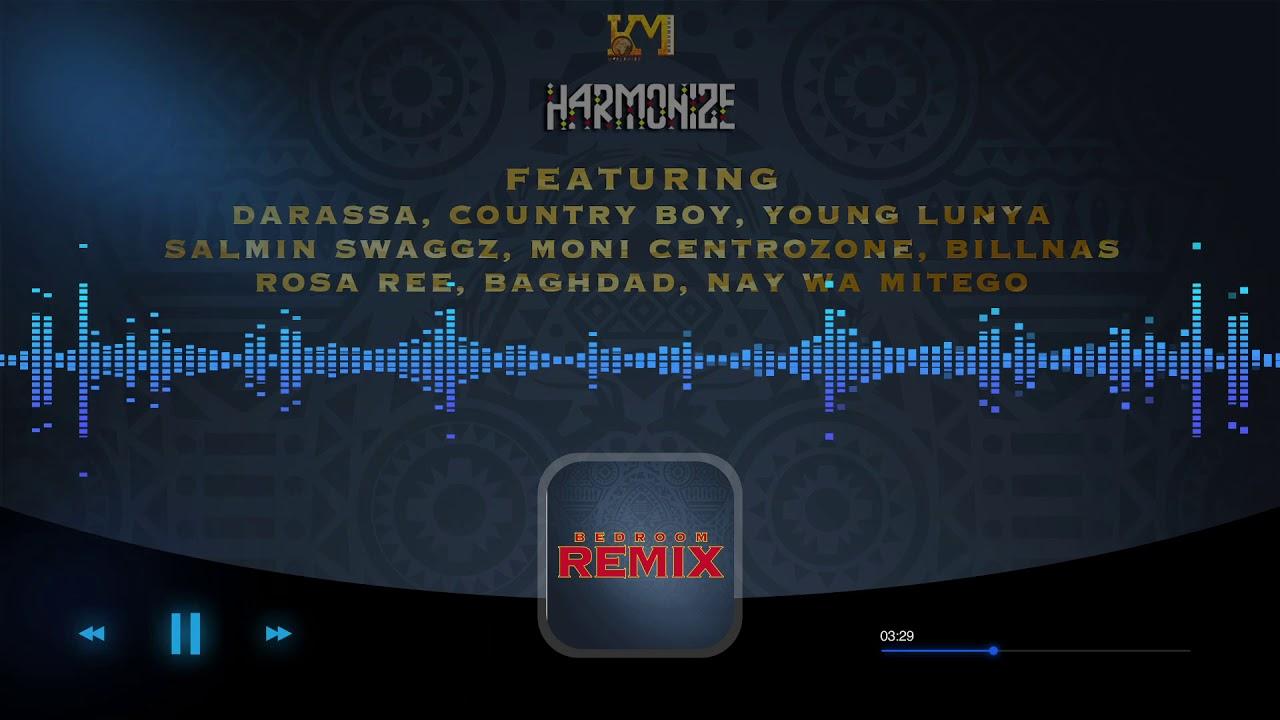 Harmonize – Bedroom (Remix) Ft. Darassa, Rosa Ree, Nay Wa Mitego mp3 download