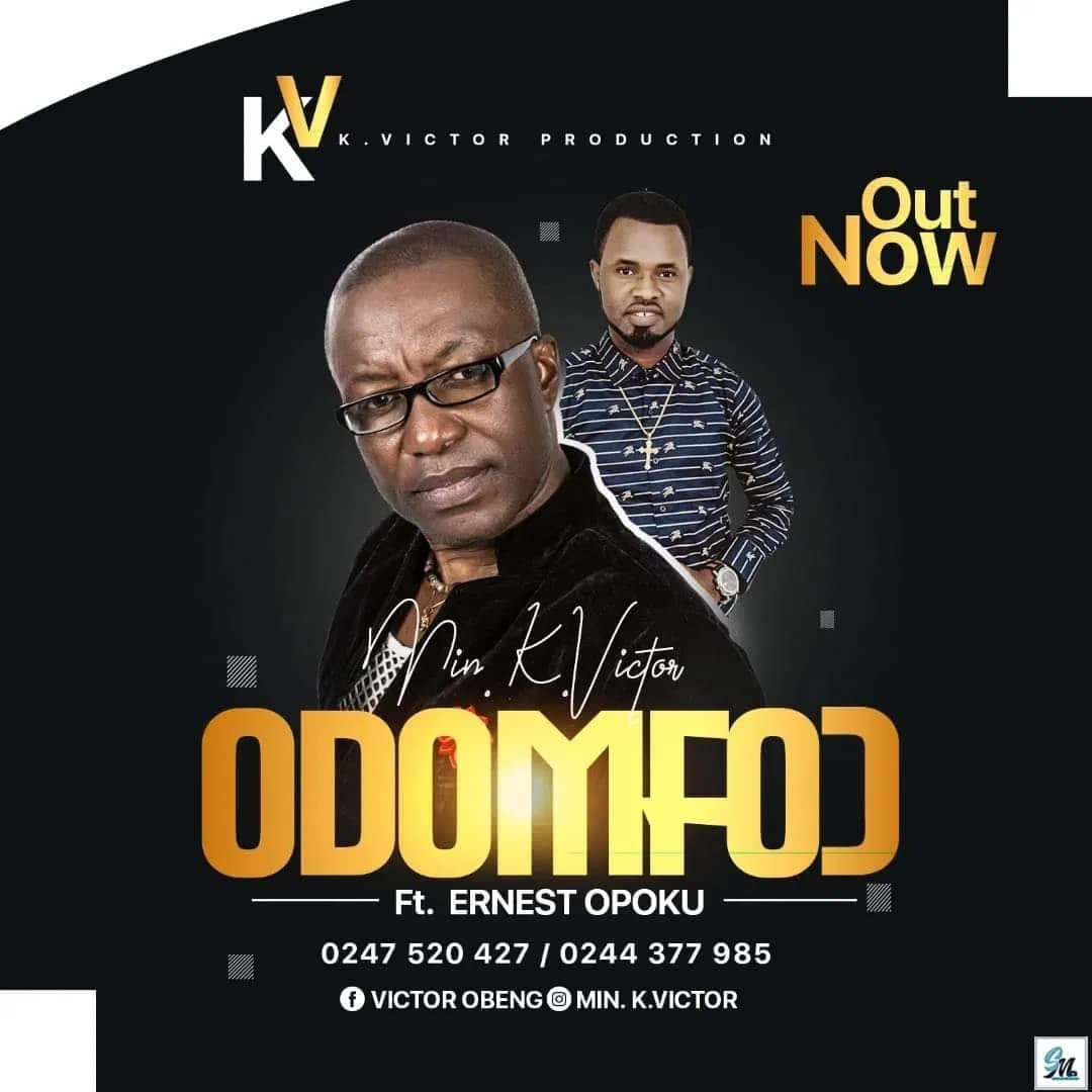 K Victor – Odomfo Ft. Ernest Opoku mp3 download