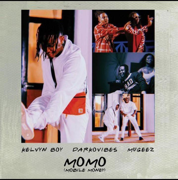 Kelvyn Boy – MoMo (Mobile Money) Ft. Darkovibes, Mugeez mp3 download