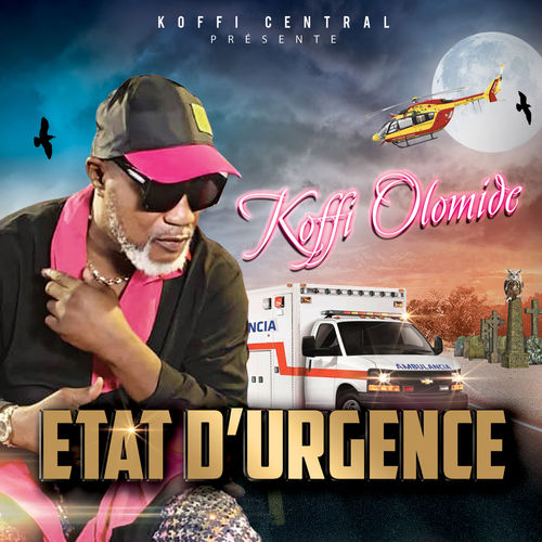 Koffi Olomide – Etat D'urgence (State Of Emergency) mp3 download