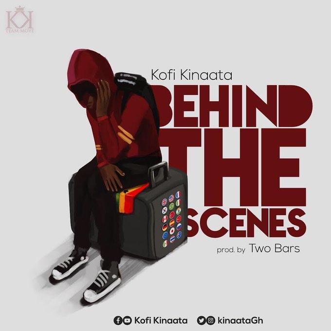 Kofi Kinaata – Behind The Scenes  mp3 download