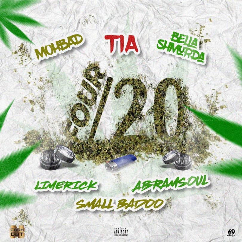 TIA – 420 Ft. Bella Shmurda, Limerick, Mohbad, Small Baddo, Abramsoul mp3 download