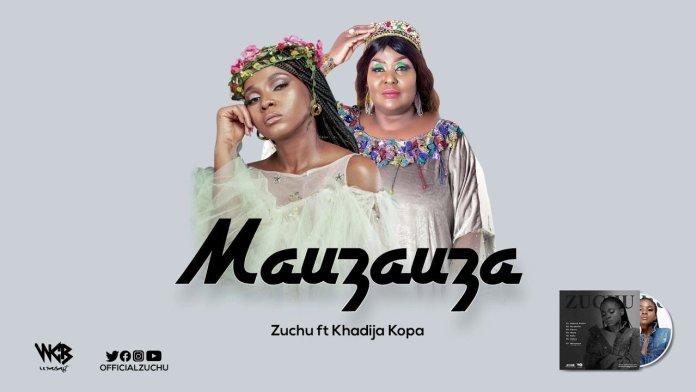 Zuchu – Mauzauza Ft. Khadija Kopa mp3 download