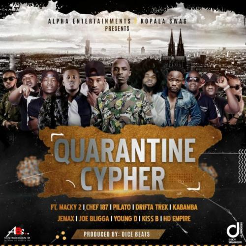 Alpha Entertainment X Kopala Swag – Quarantine Cypher mp3 download