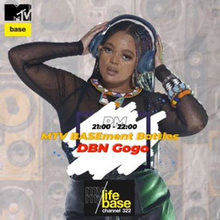 DBN Gogo – MTV BASEment Battle Mix mp3 download