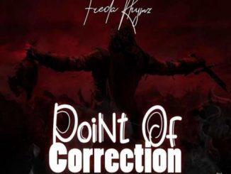 Freda Rhymz – Point Of Correction