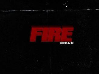 Guru NKZ – Fire Ft. Criss Waddle