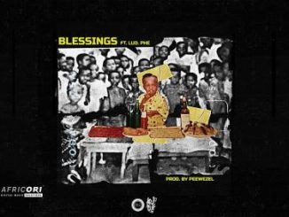 Ko-Jo Cue – Blessings Ft. Lud Phe