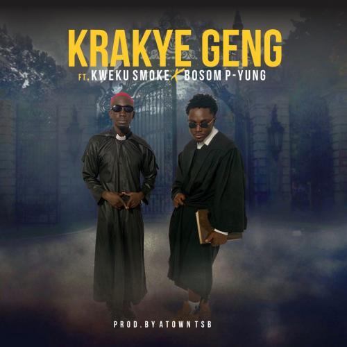 Kweku Smoke – Krakye Geng Ft. Bosom P-Yung mp3 download