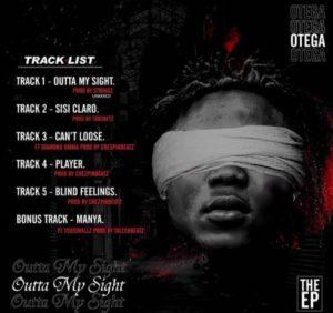 Otega – Can't Loose Ft. Diamond Jimma mp3 download