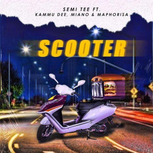 Semi Tee – Scooter Ft. Kammu Dee, Miano, DJ Maphorisa mp3 download