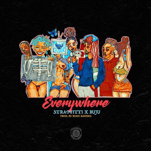 Straffitti Ft. Buju – Everywhere mp3 download