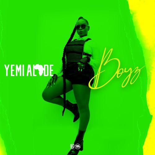 Yemi Alade – Boyz mp3 download