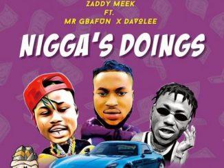 ZaddyMeek Ft. Mr Gbafun, Davolee – Nigga's Doings