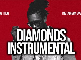 Young Thug – Diamonds Instrumental Ft. Gunna download
