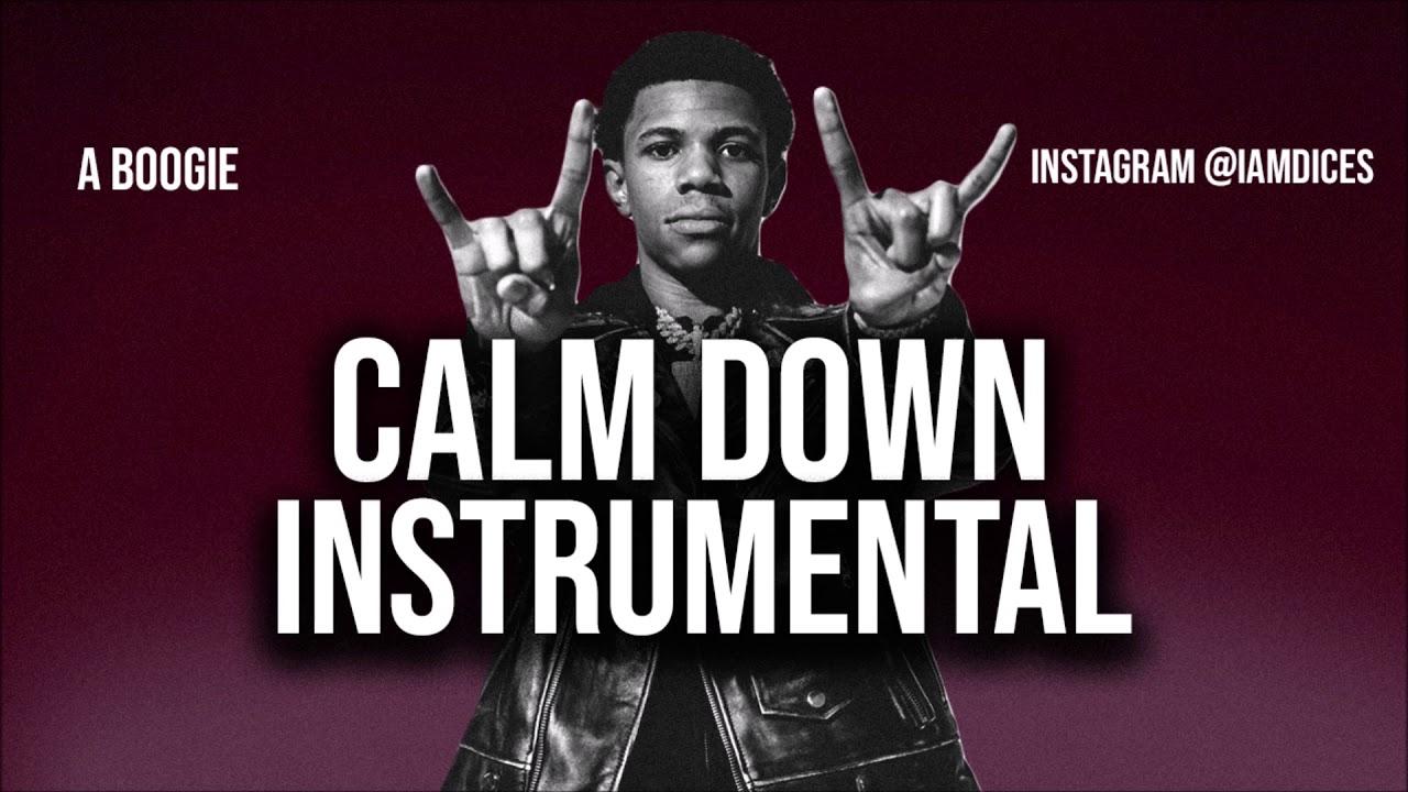 A Boogie Wit Da Hoodie – Calm Down Instrumental Ft. Summer Walker download