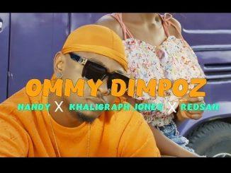 [Audio + Video] Ommy Dimpoz, Nandy, Khaligraph Jones, Redsan – Kata (Remix)
