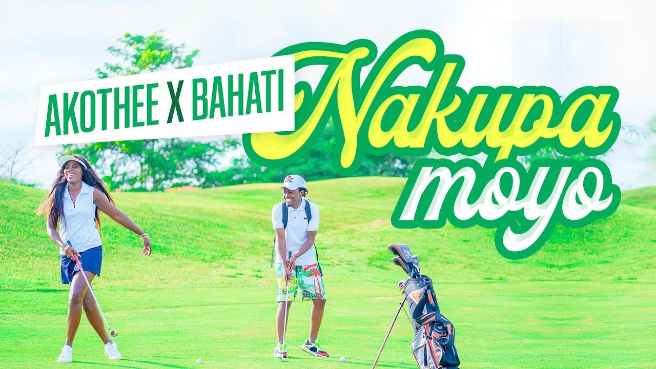 Bahati – Nakupa Moyo Ft. Akothee mp3 download