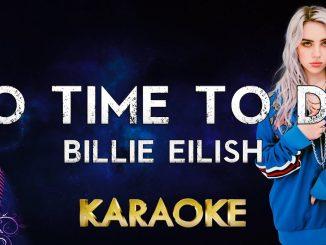 Billie Eilish – No Time To Die (Instrumental) mp3 download