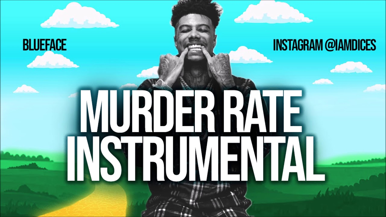 Blueface – Murder Rate Ft. Polo G (Instrumental) download