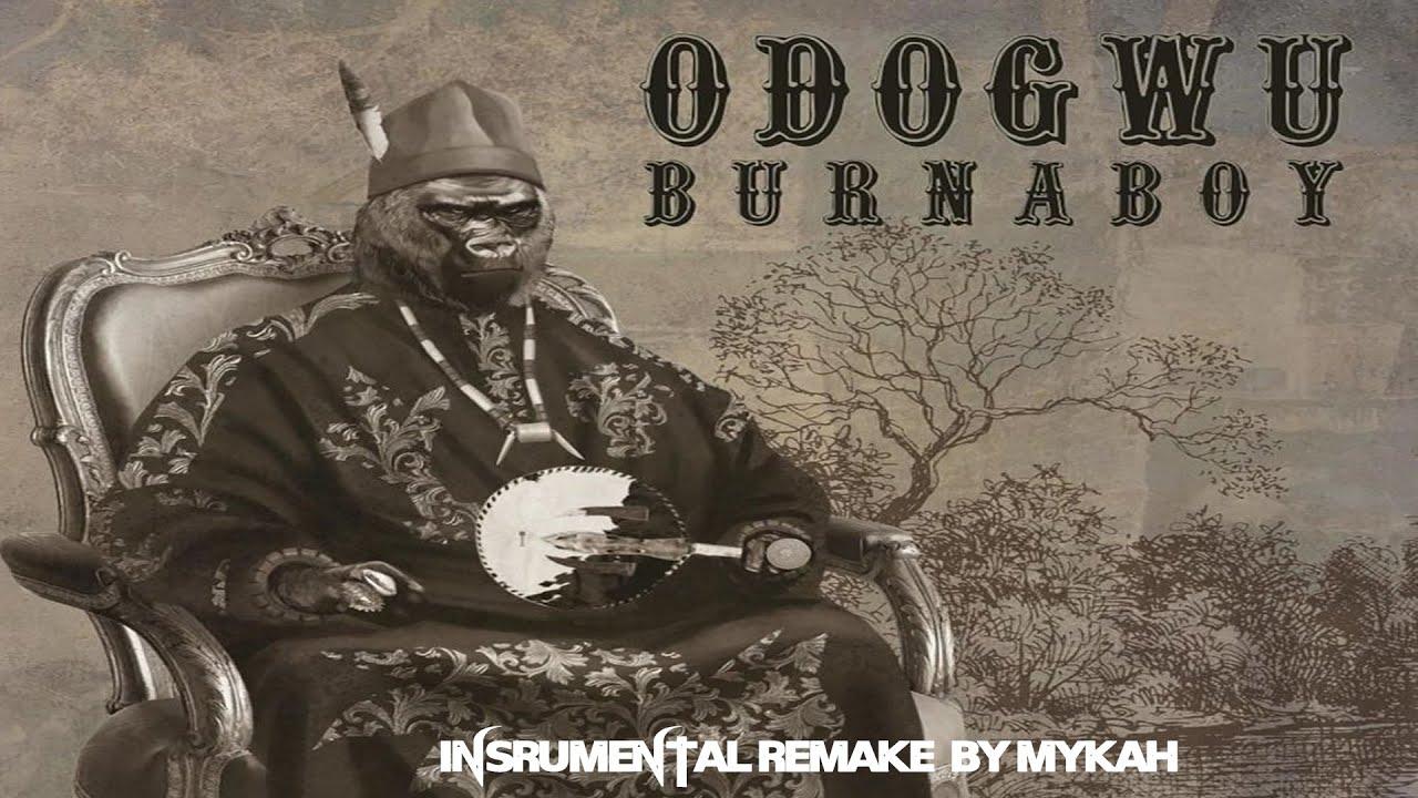 Burna Boy – Odogwu (Instrumental) mp3 download