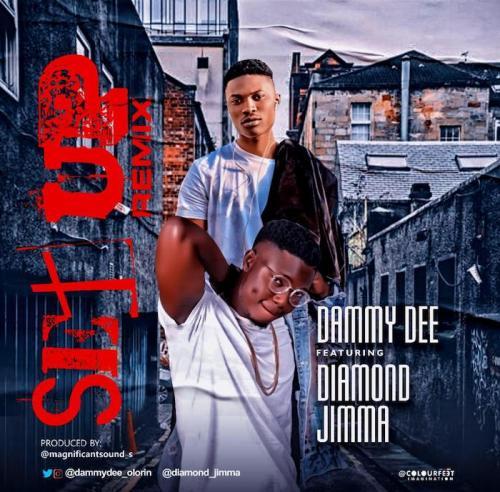 DammyDee Ft. Diamond Jimma – Set Up (Remix) mp3 download