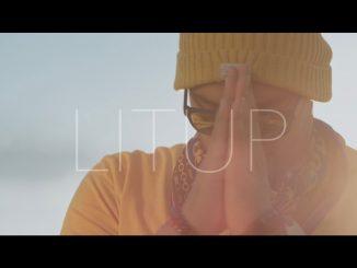 DanZak – Lit Up Ft. Hishaam (Audio + Video)