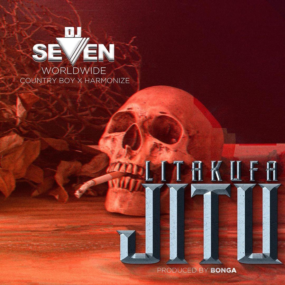 Dj Seven Ft. Country Boy, Harmonize – Litakufa Jitu mp3 download