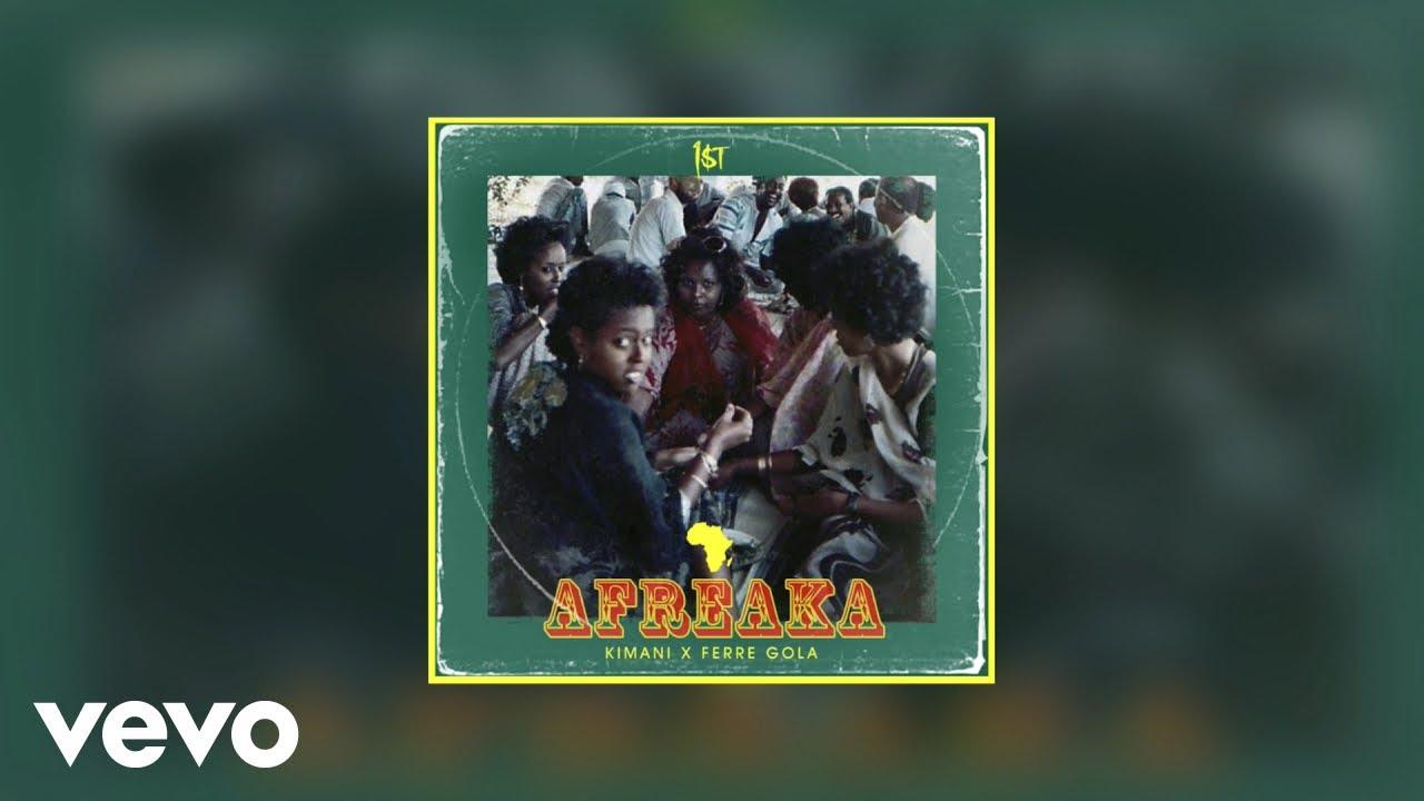 FKI 1st, Victoria Kimani – Afreaka Ft. Ferre Gola mp3 download
