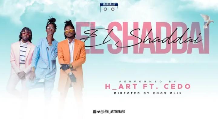 H_art The Band – El Shaddai Ft. Cedo  mp3 download