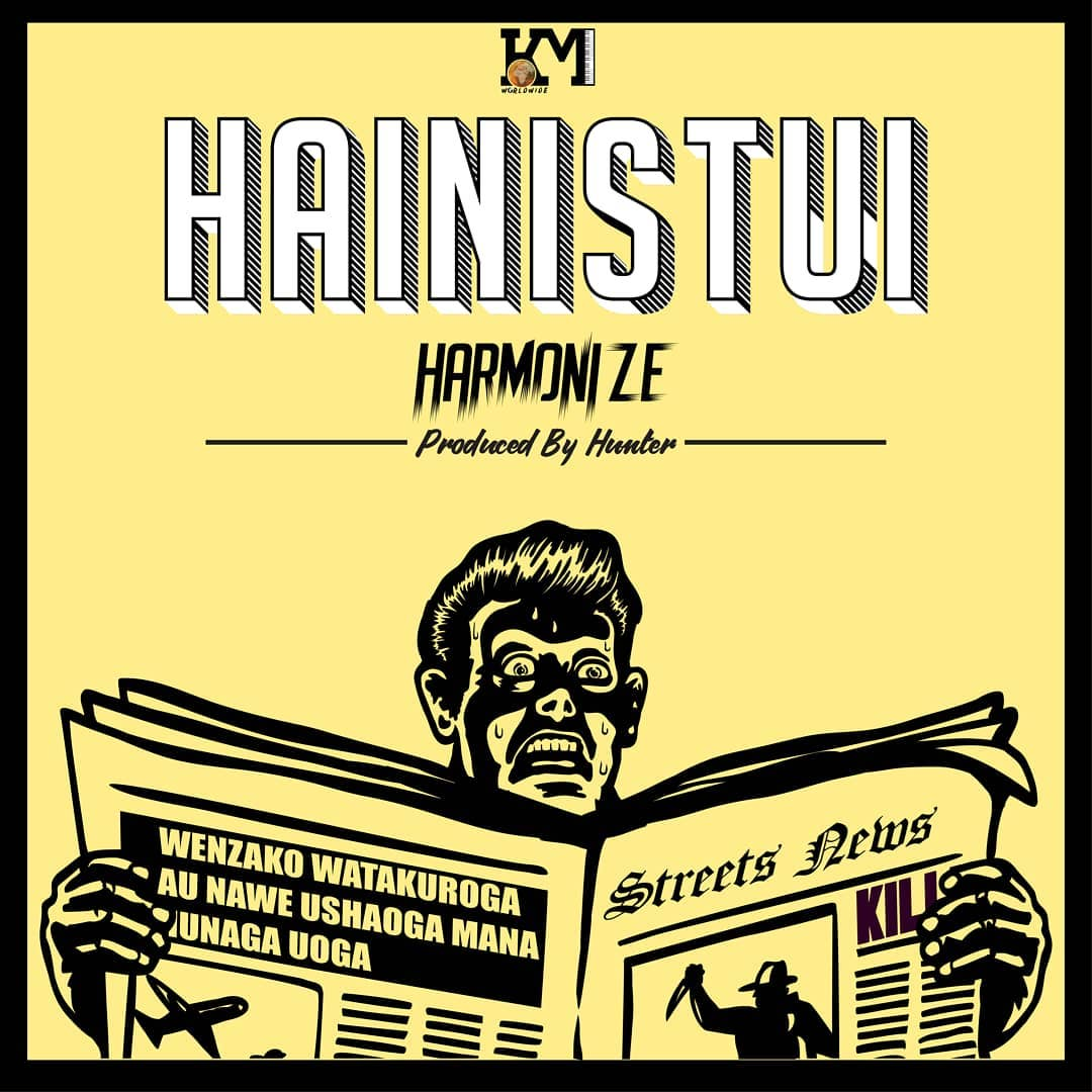 Harmonize – Hainistui mp3 download