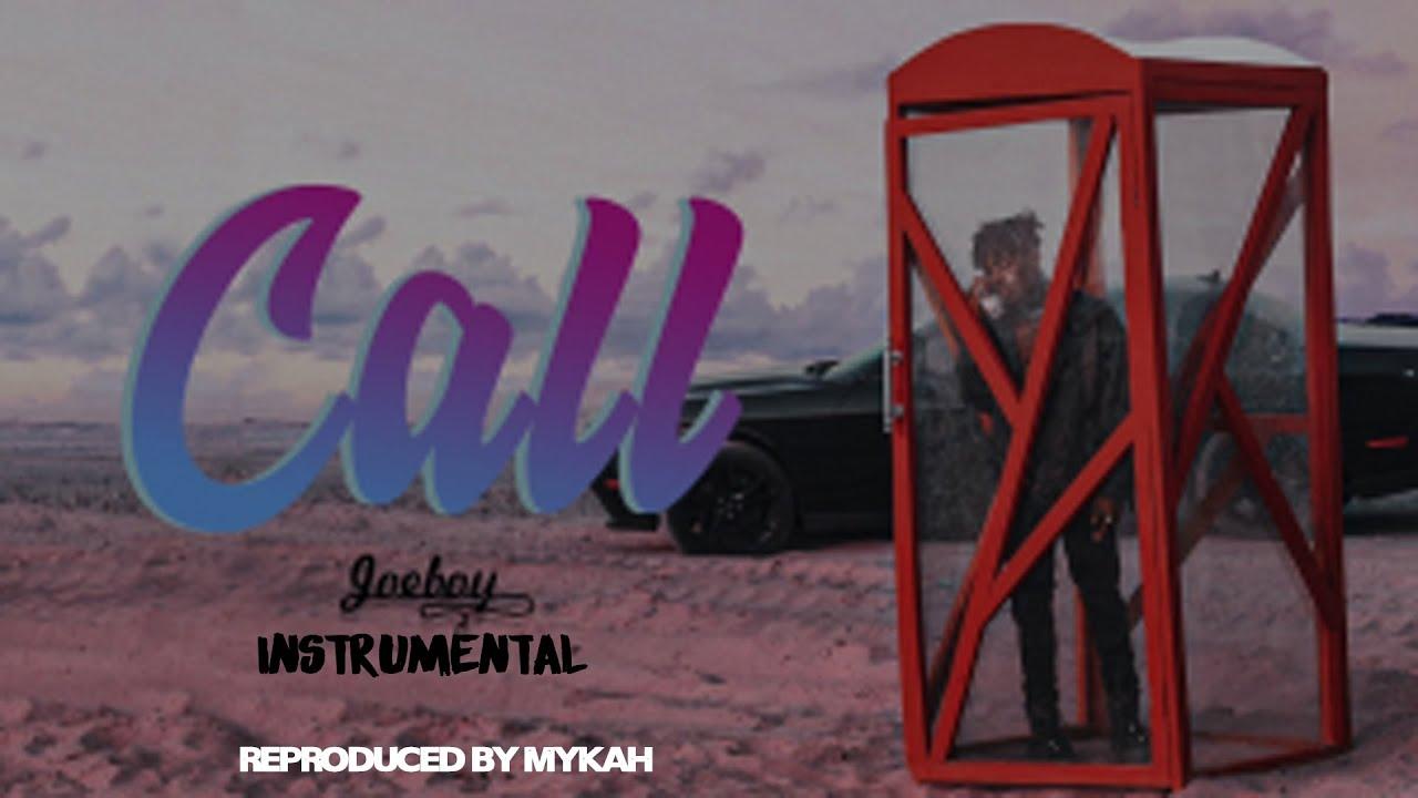 Joeboy – Call (Instrumental) mp3 download