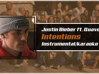Justin Bieber – Intentions Instrumental Ft. Quavo download