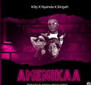 Killy – Amenikaa Ft. Nyanda, Singah mp3 download