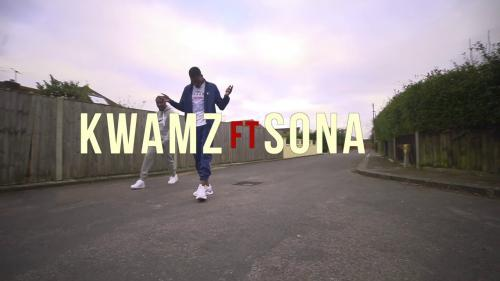 Kwamz Ft. Sona – Again  mp3 download