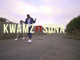 Kwamz Ft. Sona – Again (Audio + Video)