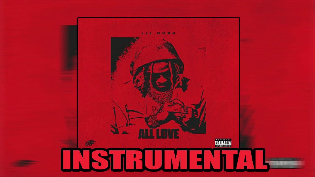 Lil Durk – All Love (Instrumental) mp3 download