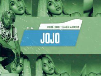 Magix Enga Ft. Tanasha Donna – Jojo