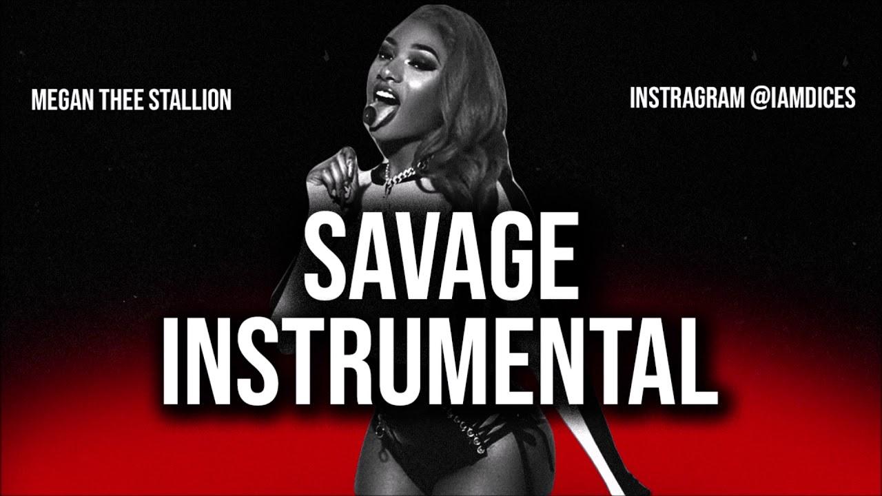 Megan Thee Stallion – Savage (Instrumental) mp3 download