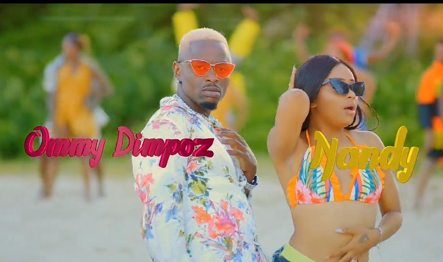 Ommy Dimpoz Ft. Nandy – Kata mp3 download