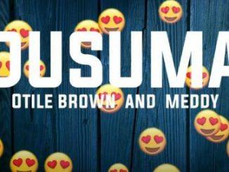 Otile Brown – Dusuma Ft. Meddy