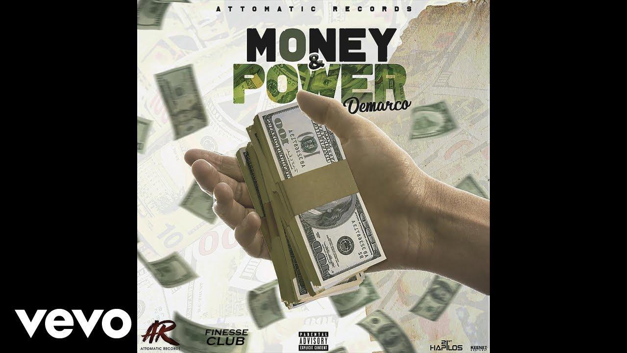 Reggae Music: Demarco – Money & Power mp3 download