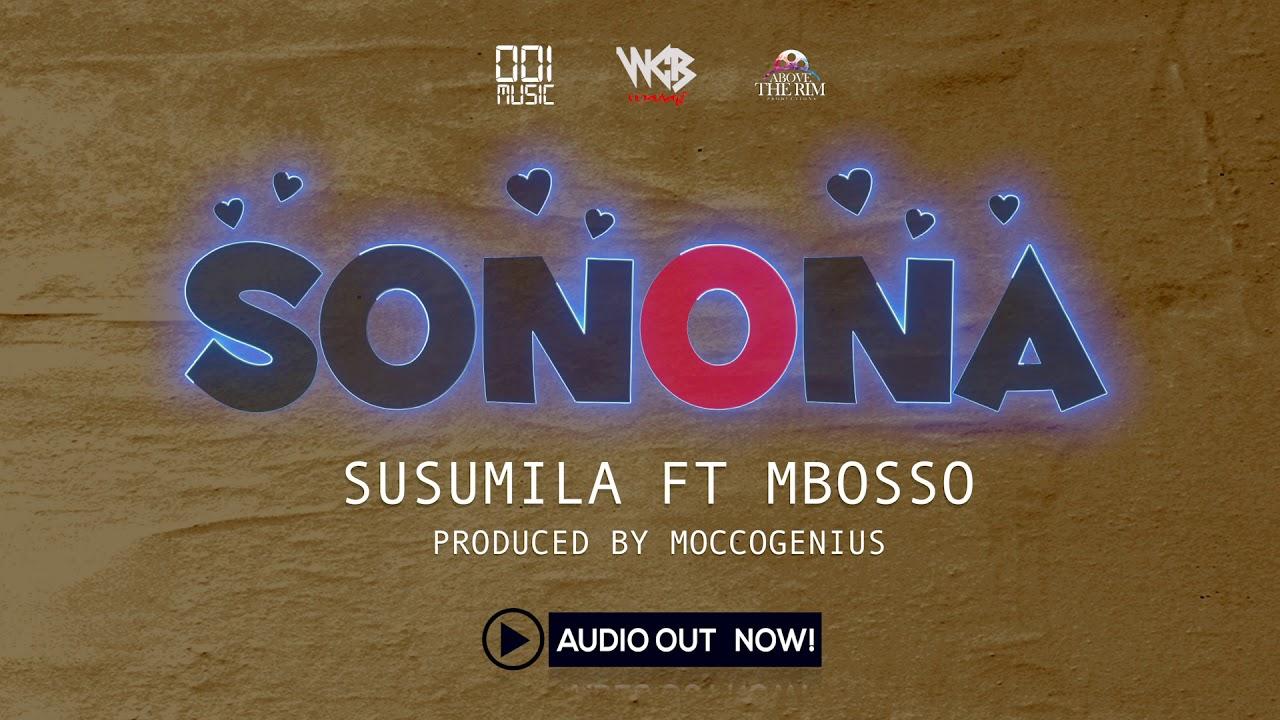 Susumila Ft. Mbosso – Sonona mp3 download