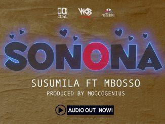 Susumila Ft. Mbosso – Sonona (Prod. by Moccogenius)