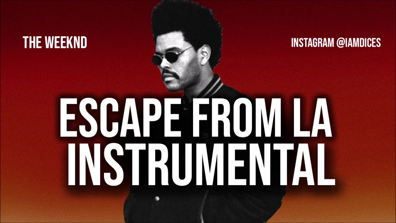 The Weeknd – Escape From LA (Instrumental) mp3 download